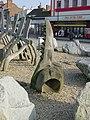 Dinosaur Bones - Herne Bay - geograph.org.uk - 5501.jpg