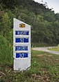 District-Kudat Sabah Road-Kilometer-Sign-at-Federal-Route-1-03.jpg