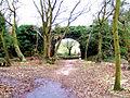 Disused railway viaduct near Blackstone - geograph.org.uk - 652733.jpg