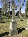 Dobbertin Klosterfriedhof Grabstein Ottilie von Behr Reihe 3 Platz 9 2012-03-23 290.JPG