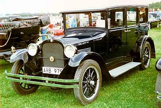 Dodge - 1927 Dodge Brothers Series 124 sedan
