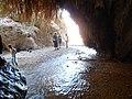 Dodim (Lovers') Cave מערת דודים - panoramio.jpg