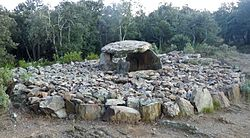 Image illustrative de l'article Dolmen de la Creu de la Llosa