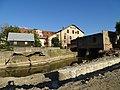 Dolní Černošice, Blukský mlýn, pod elektrárnou.jpg