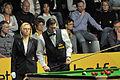Dominic Dale and Maike Kesseler at Snooker German Masters (DerHexer) 2013-01-30 03.jpg