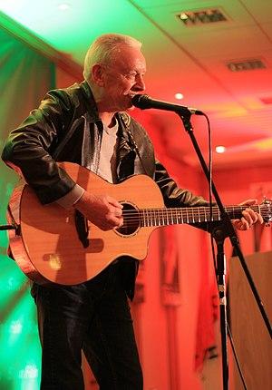 Don Baker (musician) - Image: Don Baker 2014