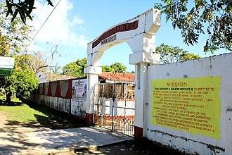 Balatan, Camarines Sur - Don Gregorio Balatan Memorial Institute