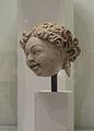 Donateur ou fidèle. Hadda. Tapa kalan. Musée des arts asiatiques Guimet.jpg
