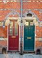 Doors on South Street - geograph.org.uk - 2298294.jpg