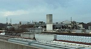 Doraville Assembly - Demolition work at the plant, 2015.
