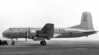 3d Airlift Squadron - Douglas C-74 Globemaster 42-65402, 3d ATS, early 1950s
