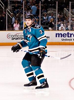 Douglas Murray (ice hockey) - Image: Douglas Murray