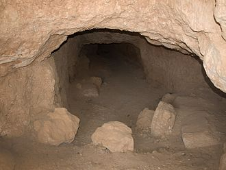 Siege of Dura-Europos (256) - Image: Doura Europos tunnel