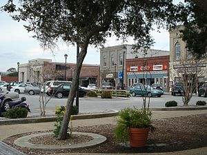 Beaufort, North Carolina - Downtown Beaufort