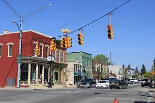 South Lyon, Michigan City in Michigan, United States