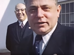 Dr. Theo Morell & Heinrich Hoffmann by Eva Braun, c. 1940.png