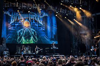 DragonForce - DragonForce live at Wacken Open Air 2016
