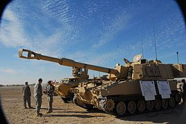 Dragons display artillery vehicles DVIDS521669.jpg