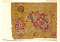 Drawing, Design for Woven Shawl with Indianizing Motifs, mid- 19th century (CH 18304501).jpg