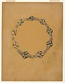 Drawing, Design for a Necklace with Fish Motif, 1900–05 (CH 18648449-2).jpg