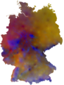 Dreidimensionale Klimakarte Deutschlands.png