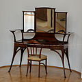 Dressing table with chair Charles Plumet 1896.jpg