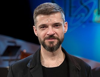 Dušan David Pařízek Nestroy-Theaterpreis 2015 b.jpg
