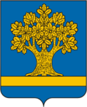 Dubovka coat of arms (Volgograd region).png