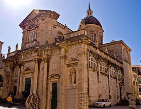 Dubrovnik - Cathedral of the Assumption of the Virgin Mary 8166.jpg