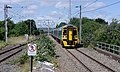 Dudley Port railway station MMB 10 158829 158820.jpg