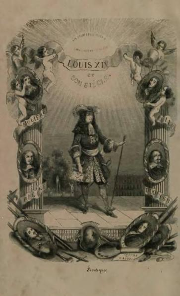File:Dumas - Louis XIV et son siècle.djvu