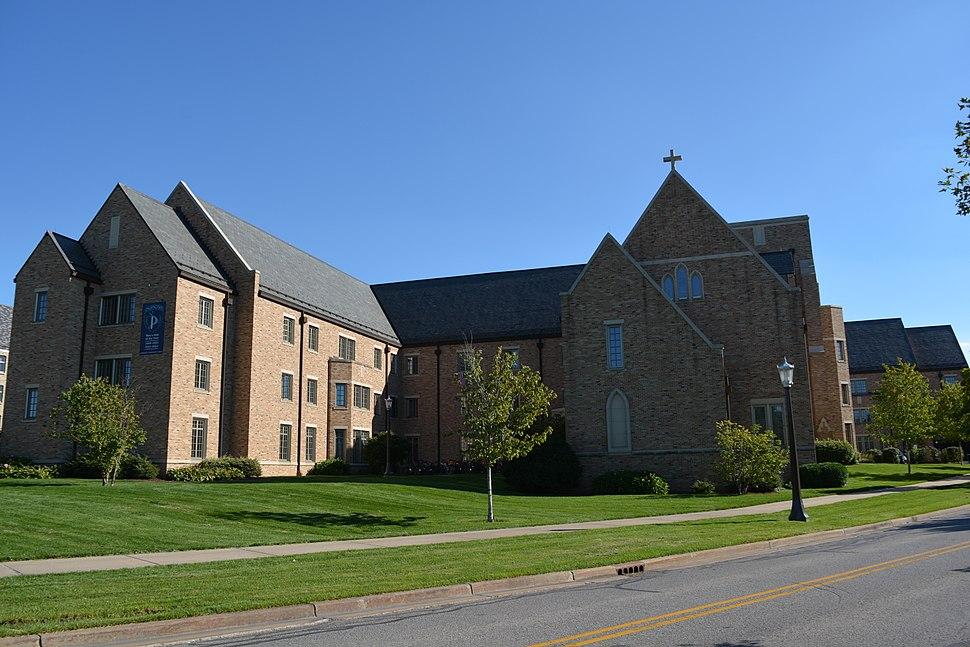 Duncan Hall, Notre Dame