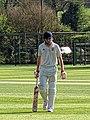 Dunmow CC v Felixstowe and Corinthians CC at Great Dunmow, Essex, England 031.jpg