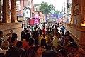 Durga Puja Spectators - Singhi Park - Ramani Chatterjee Road - Kolkata 2014-10-02 8965.JPG
