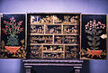 Dutch - Cabinet with Chinese and American Motifs - Walters 6589 - Front Open.jpg