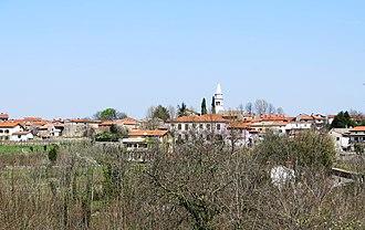 Dutovlje - Image: Dutovlje Slovenia