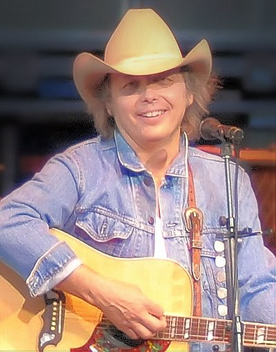Picture of a band or musician: Dwight Yoakam