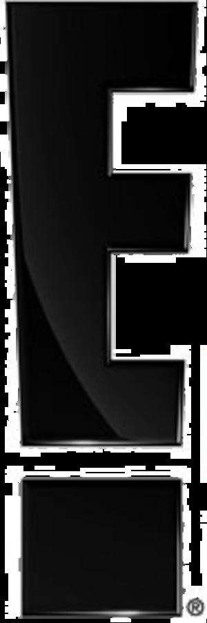 E! (Europe) - Image: E! logo 2012