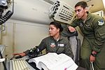 E-8C Joint STARS crewmembers prepare for mission 160504-Z-XI378-006.jpg