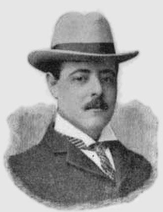 E. J. Bellocq - Bellocq in 1898