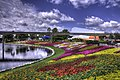 EPCOT Flowers - panoramio.jpg
