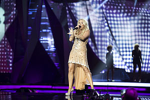 Cascada - Cascada represented Germany in the Eurovision Song Contest 2013.
