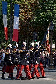 ESM de Saint-Cyr Bastille Day 2013 Paris t105527