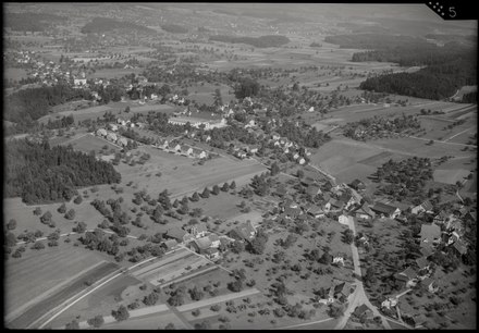 Aerial view (1947)