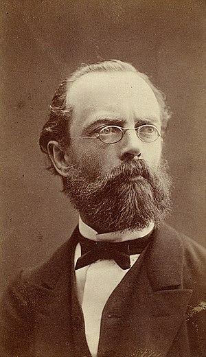 Gustav Zeuner - Image: ETH BIB Zeuner, Gustav Anton (1828 1907) Portrait Portr 00309