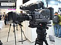 ETTV Sony PDW-510 rear at Shiow Meei Industrial booth 20201101.jpg