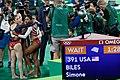 EUA levam ouro na ginástica artística feminina; Brasil fica em 8º lugar (28879957335).jpg