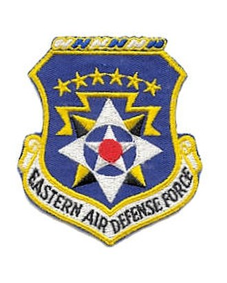 Numbered Air Force - Image: Eadf patch
