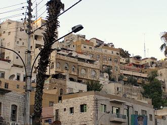 Shapsugs - The Shapsug's neighbourhood in Amman, Jordan