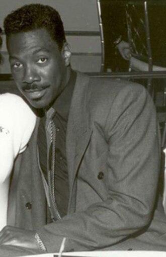 Eddie Murphy - Murphy in 1988